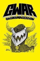 Gwar Orgasmageddon #1 Brave New Worlds Variant SIGNED by Ally Cat!