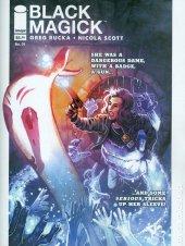 Black Magick #1 Magazine Size Variant