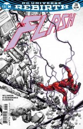 The Flash #28 Variant Edition
