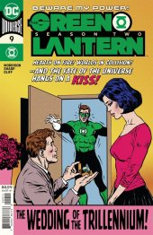 The Green Lantern Season Two #9
