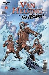 Van Helsing vs. The Werewolf #3 Cover D Richardson