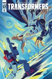 Transformers: Galaxies #6 1:10 Incentive Variant