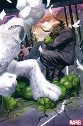 The Immortal Hulk #33 1:500 Virgin Variant Edition