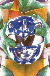 Mighty Morphin Power Rangers / Teenage Mutant Ninja Turtles #3 Cover D Mike Montes