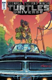 Teenage Mutant Ninja Turtles: Universe #11 Subscription Variant