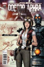 Star Wars: Doctor Aphra #1 Larocca Story Thus Far Variant