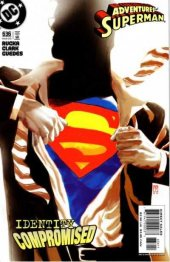 Adventures of Superman #636