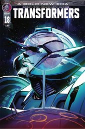The Transformers #18 Cover B