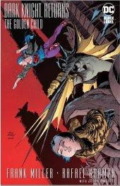 Dark Knight Returns: The Golden Child #1 1:500 Variant