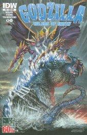Godzilla: Rulers of Earth #18 Subscription Variant