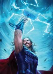 Thor #13 Marvel Battle Lines (Heejin Jeon) Variant