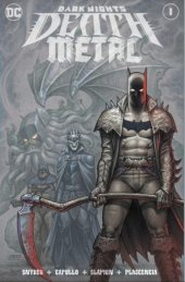 Dark Nights: Death Metal #1 Joseph Michael Linsner Variant A