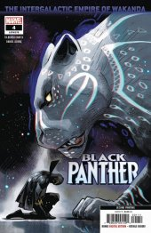 Black Panther #4 2nd Printing Acuna Variant