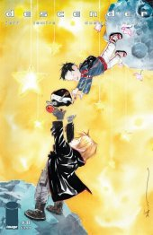 Descender #31 Cover B Lil Robot Nguyen