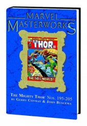 Marvel Masterworks: The Mighty Thor Vol. 11 HC Direct Market Edition