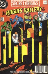 Secret Origins #41 Newsstand Edition