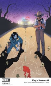King of Nowhere #2 Cover B Morazzo