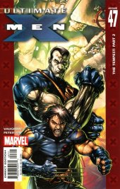 ultimate x-men #47