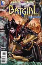 Batgirl #13 2nd Printing
