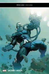 Uncanny X-Men #6 Esad Ribic Variant