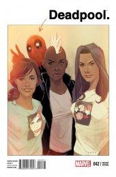 Deadpool #42 Noto Variant