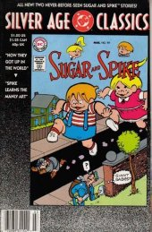 DC Silver Age Classics: Sugar and Spike #99