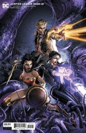 Justice League Dark #21 Variant Edition