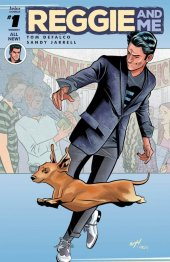 Reggie and Me #1 Cover H Wilfredo Torres