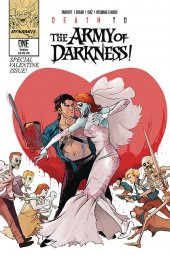 Death To Army The Of Darkness #1 Cover D Piriz