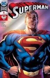 Superman #1 SDCC Silver Foil Variant