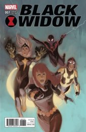 Black Widow #7 Noto Variant