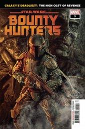 Star Wars: Bounty Hunters #5