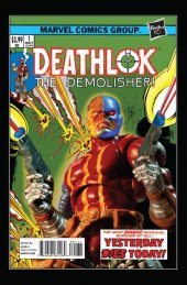 Deathlok #1 Hasbro Variant