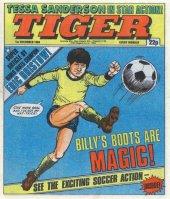 Tiger #December 1st, 1984