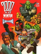 2000 AD Winter Special #3