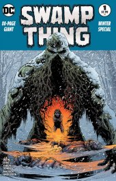 Swamp Thing Winter Special #1 2nd Printing