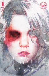 The Walking Dead #179 Cover B 15th Anniversary Sienkiewicz Variant