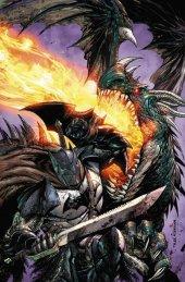 Dark Nights: Metal #1 Tyler Kirkham Batman Virgin Variant