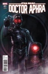 Star Wars: Doctor Aphra #1 Rod Reis Droids Variant