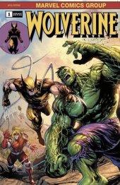 Wolverine #1 Tyler Kirkham Variant A
