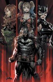 Detective Comics #1027 Kael Ngu Variant B