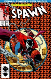 Spawn #227 Digital Edition