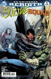 Suicide Squad #18 Variant Edition