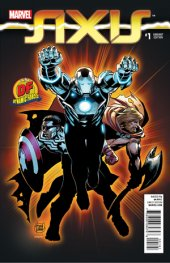 Avengers & X-Men: Axis #1 Dynamic Forces Exclusive