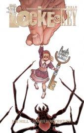 Locke & Key: Small World Deluxe Edition HC 2020 Comic-Con@Home Exclusive
