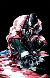 Venom #27 Clayton Crain Secret Dark Edition