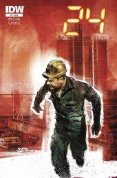 24: Underground #2 Michael Gaydos Variant