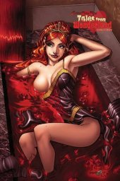 Tales From Wonderland: Queen of Hearts Bloodbath Variant