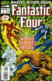 Marvel Action Hour: Fantastic Four #1