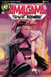 Amalgama Space Zombie: The Galaxy's Most Wanted #2